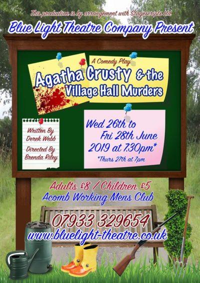 Agatha Crusty and the Village Hall Murders